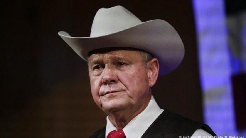 Candidato al Senado de EE. UU., acusado de abusar de niña de 14 años
