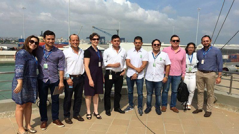 Embajadora de Australia visitó Barranquilla para conocer opciones de cooperación