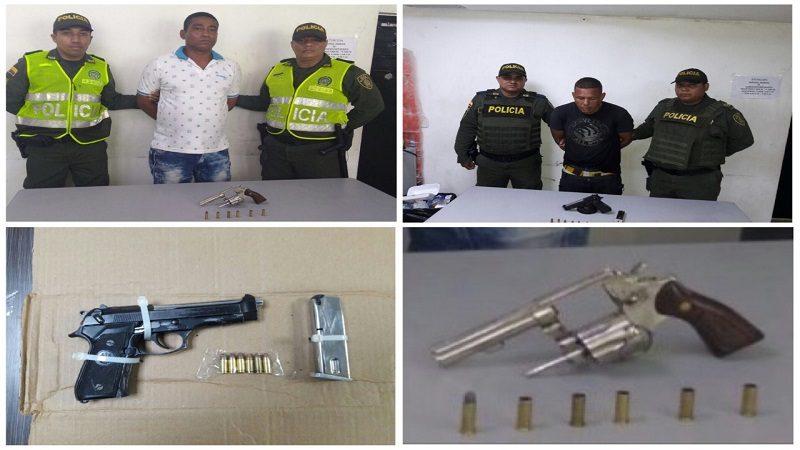 En el puente festivo Policía captura a 32 personas en Barranquilla