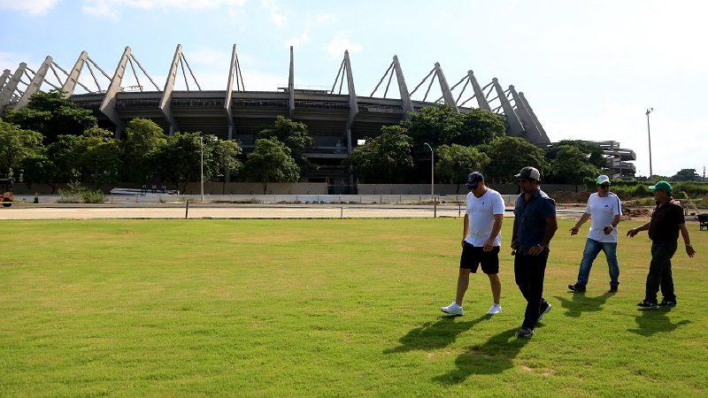 Estadio de Atletismo de Barranquilla estará a la altura de los mejores de Latinoamérica