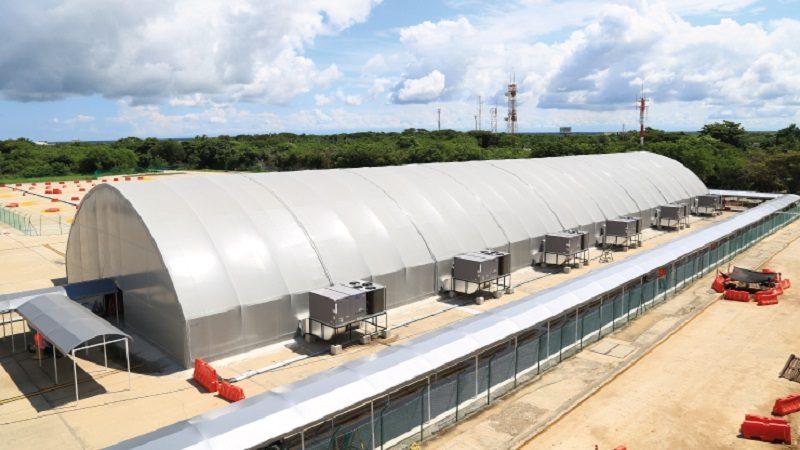 Este 26 de noviembre inicia operación de zona de chequeo provisional del aeropuerto de Barranquilla