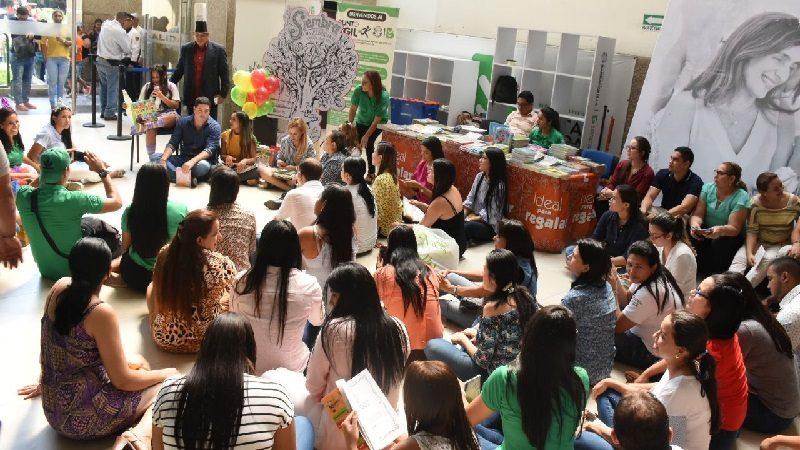 Niños de primera infancia esperan que más barranquilleros sigan donando libros