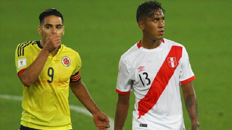 No hubo infracción al reglamento en juego Perú-Colombia