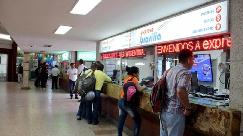 Terminal de Transportes tiene listo su plan de contingencia para temporada de fin de año