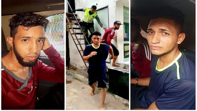 Venezolanos secuestran a tres niños e intentan saquear apartamento en el norte de Barranquilla