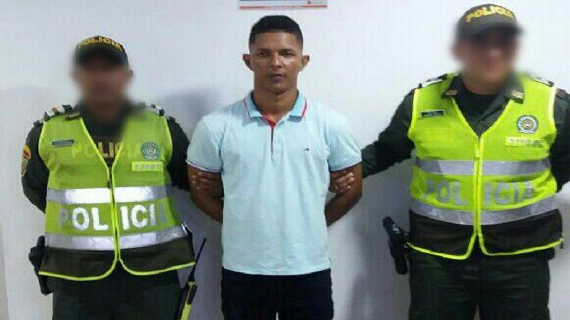 Cayó alias 'Guandolo', uno de los delincuentes más buscados en Barranquilla