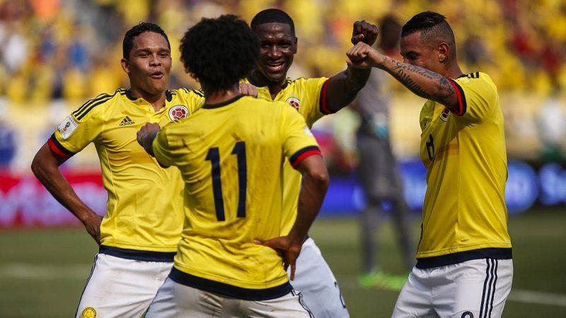 Colombia jugará contra Francia en marzo, antes de Rusia 2018