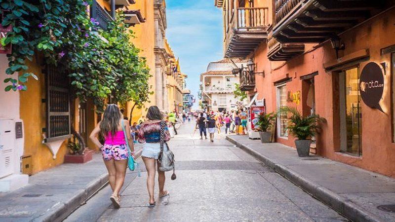 Colombia ya superó este año los 5 millones de visitantes extranjeros