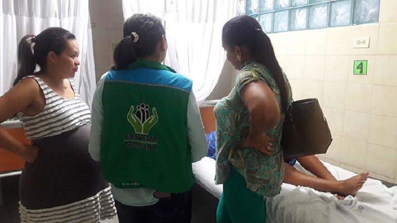 El ICBF impone 19 amonestaciones a padres de menores lesionados con pólvora