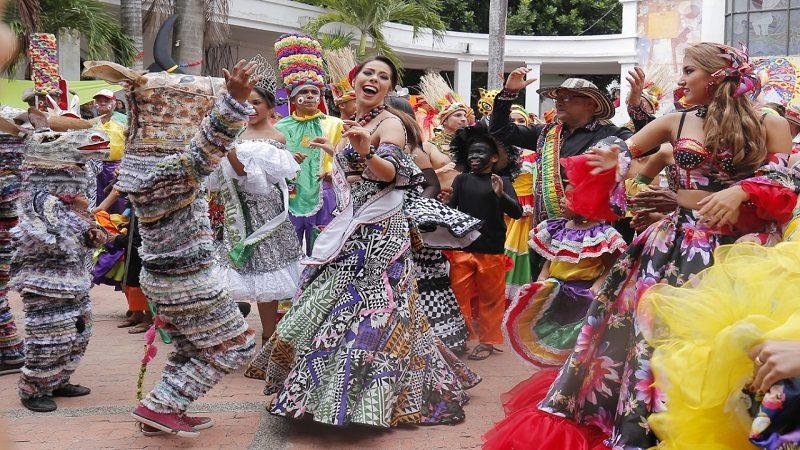 El departamento del Atlántico también tiene su carnaval