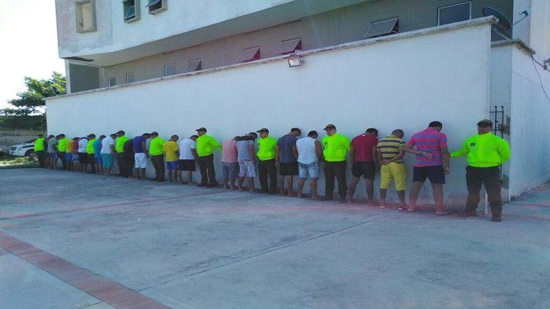 Policía captura a 19 presuntos violadores de niños en Barranquilla, Soledad y Galapa