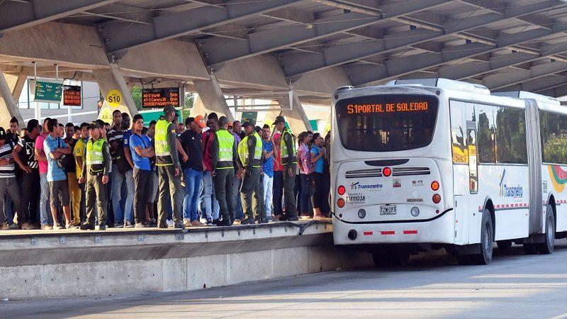 Transmetro implementa nuevo recorrido en la ruta A3-5 Ciudadela Metropolitana