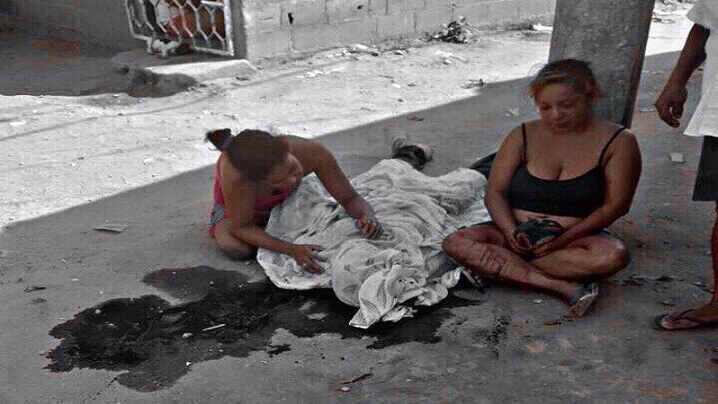 A tiros matan a alias Cabecita en el barrio El Ferry