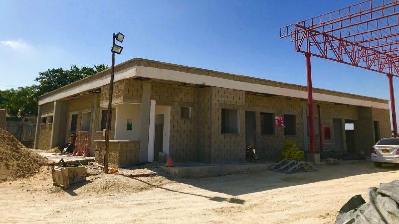 Alcaldía construye Estación de Bomberos en el barrio El Edén de Barranquilla