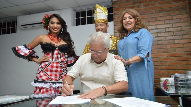 Alcaldía de Soledad ofrece taller de maquillaje artístico gratis para hacedores y actores del carnaval