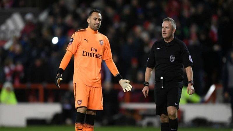 Arsenal, con David Ospina, eliminado de la Copa FA