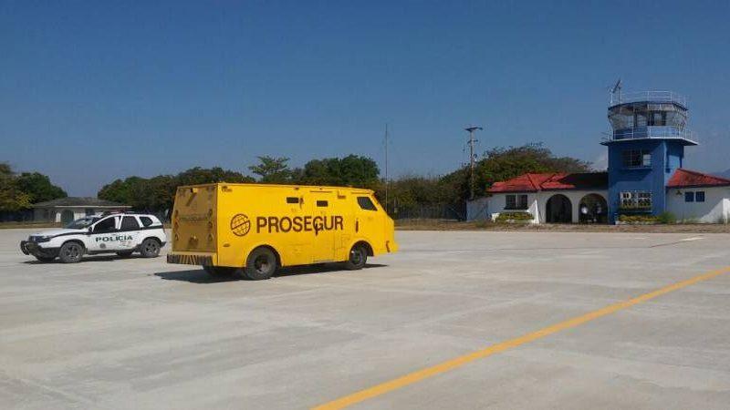 Asaltan una avioneta que transportaba valores en Aguachica, Cesar