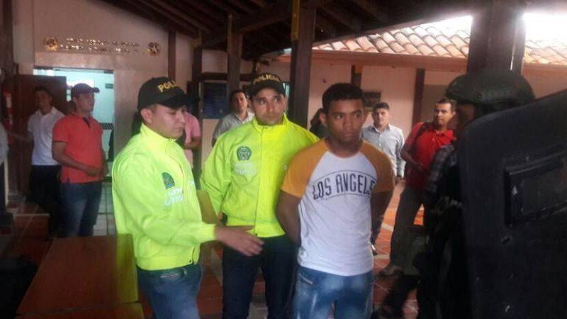 Cae alias 'el Guajirito', investigado por el asesinato de un patrullero de la Sijín en Soledad