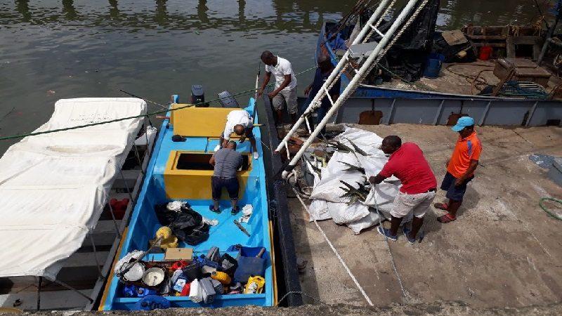 Capturan a cuatro pescadores colombianos que invadieron costas colombianas