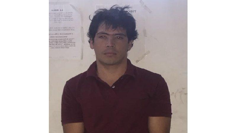 Capturan a uno de los presuntos delincuentes de atentado a estación de Policía de San José 1