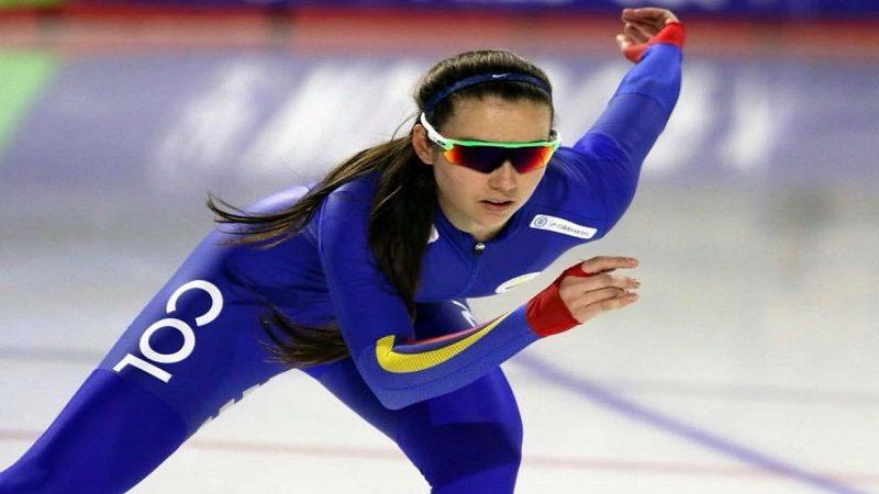 Colombiana Laura Gómez clasificó a los Olímpicos de Invierno