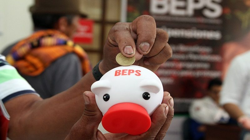 Colombianos que no lograron pensionarse se pueden beneficiar del programa BEPS de Colpensiones