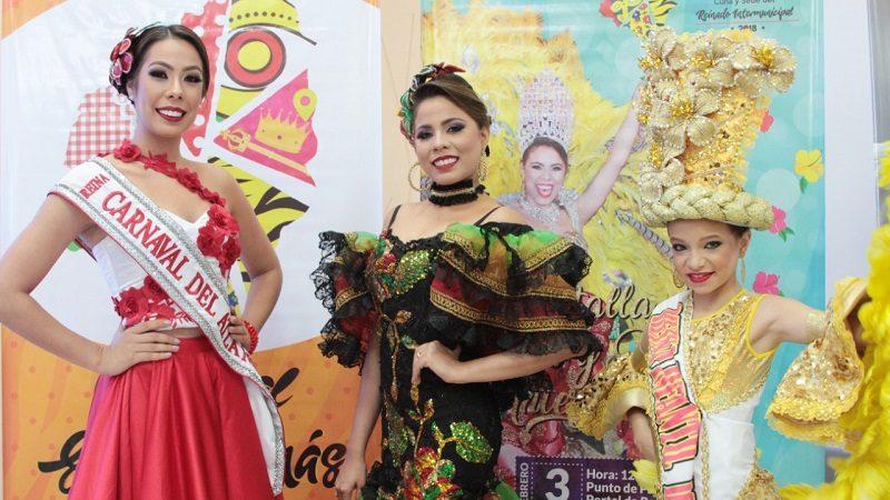 El 3 de febrero se prende el carnaval en Santo Tomás