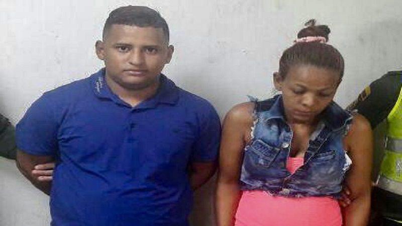 Estaban robando en un local en el Centro y tienen 22 anotaciones judiciales