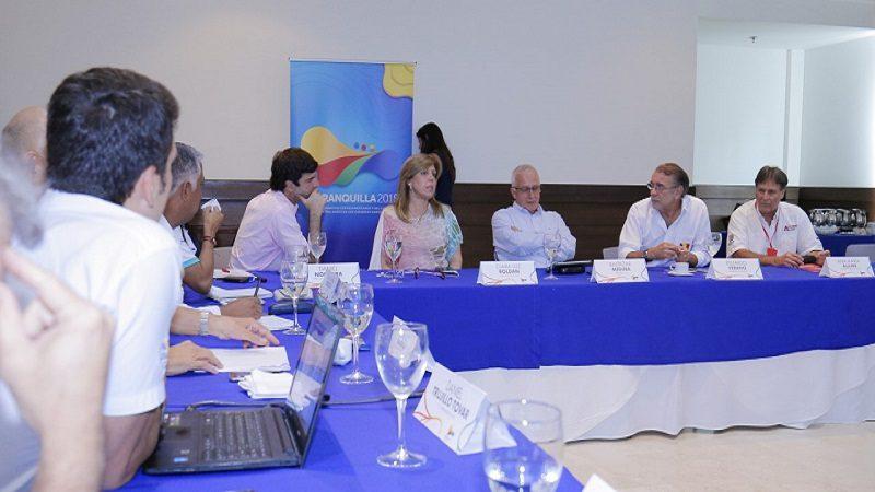 Gobernador anuncia $8.000 millones adicionales para obras de Juegos Centroamericanos y del Caribe 2018
