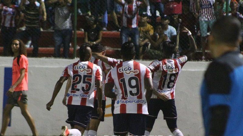 Junior vence 1-0 a Jaguares en segundo partido de pretemporada