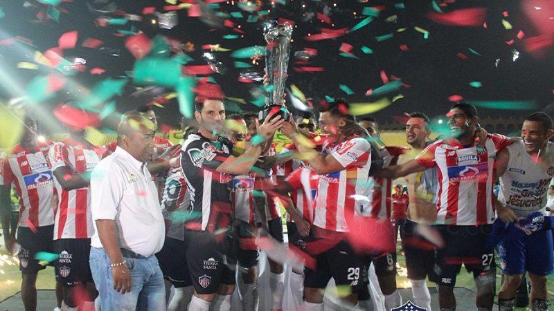 Junior venció 2-1 a Medellín y se coronó campeón de la copa amistosa Bolívar sí avanza