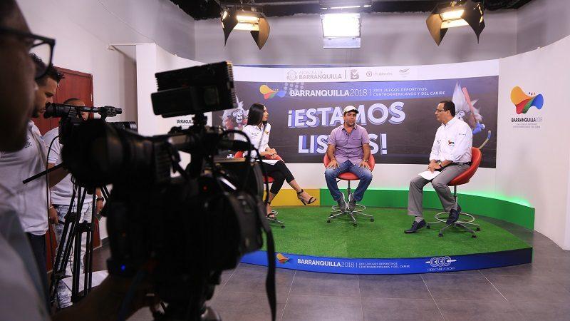 Los Centroamericanos ya tienen su propio programa de televisión