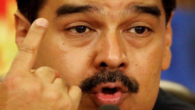 Maduro denuncia que en Colombia dejaron podrir 2 mil toneladas de cerdo