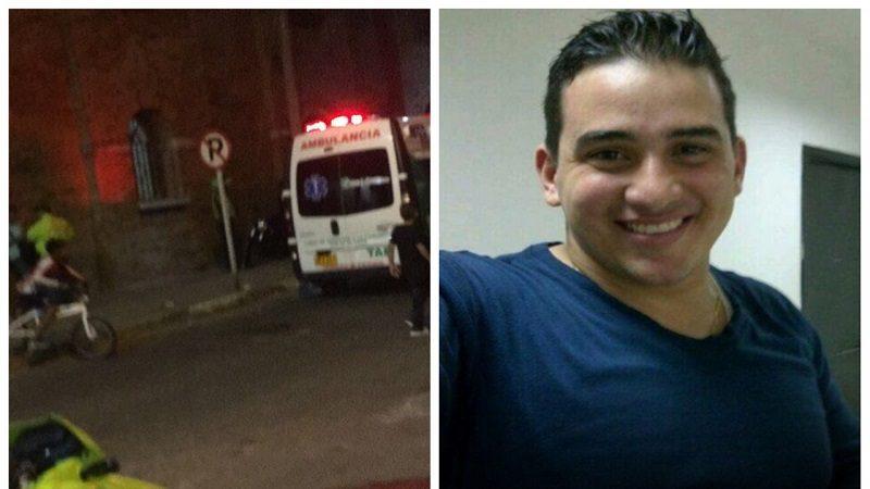 Muere patrullero de la Sijín, herido en medio de una balacera en el barrio Rebolo