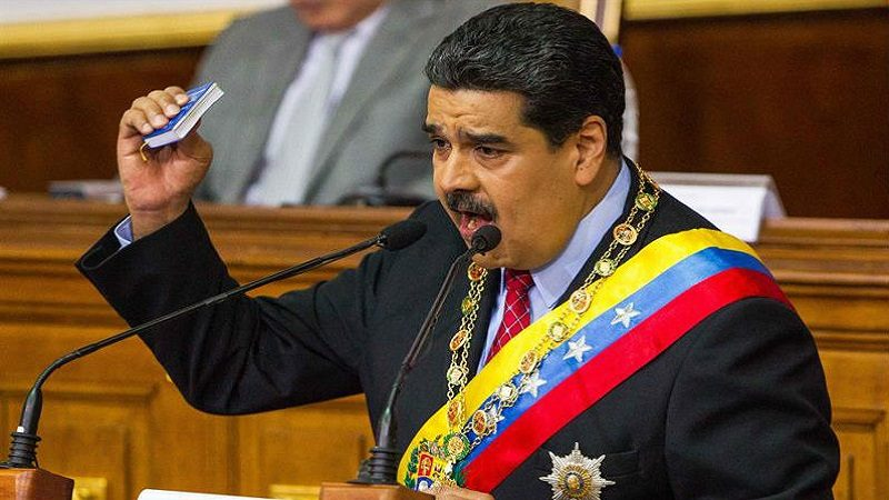 Sacerdotes venezolanos piden a Maduro irse de Venezuela