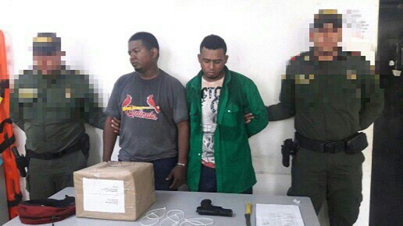 Se hacían pasar como funcionarios de Servientrega para robar en casas de Puerto Colombia