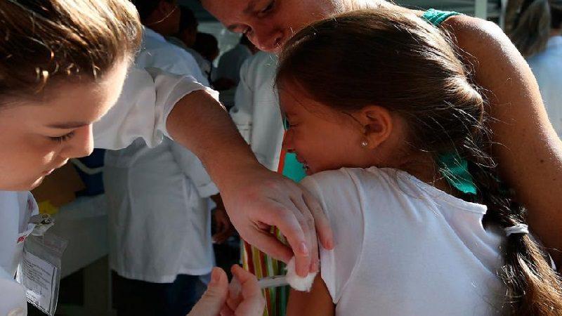 Todos a cumplir con la Jornada Nacional de Vacunación