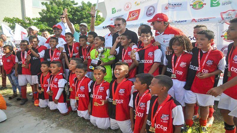 Torneo Asefal culminó con éxito en Puerto Colombia
