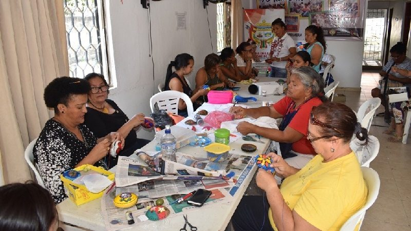 Alcaldía de Malambo realiza cursos complementarios con apoyo del Sena