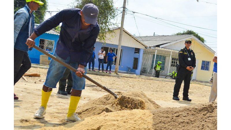 Alcaldía de Soledad abre inscripciones para formar auxiliares de construcción