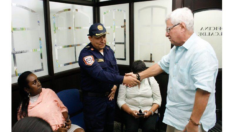 Bomberos y Alcaldía de Soledad acuerdan prestación del servicio hasta el 31 de diciembre de 2018