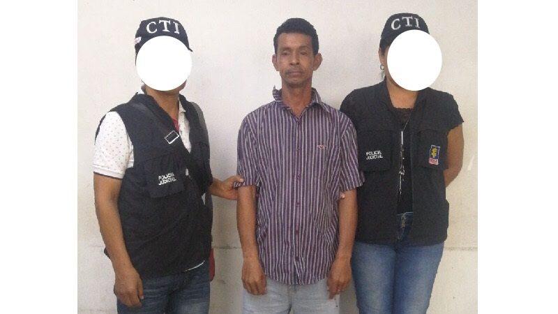 Capturan a hombre que habría abusado de una niña en el barrio La Chinita
