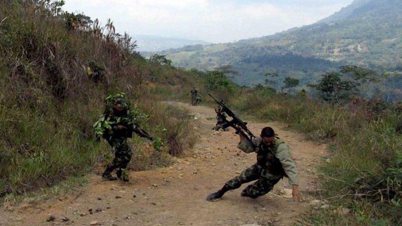 Cinco militares muertos deja ataque contra patrulla en Norte de Santander