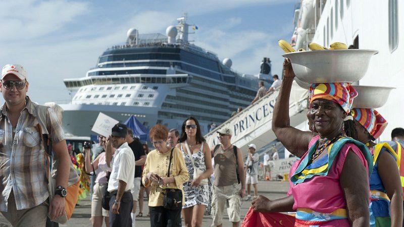 Colombia registra cifra récord de visitantes extranjeros