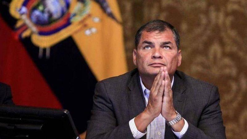 Correa declarará ante la Fiscalía por la venta de petróleo a China