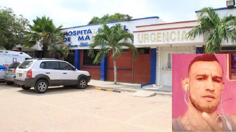 De cinco tiros matan al 'Gringo' en el barrio Villa Esperanza de Malambo