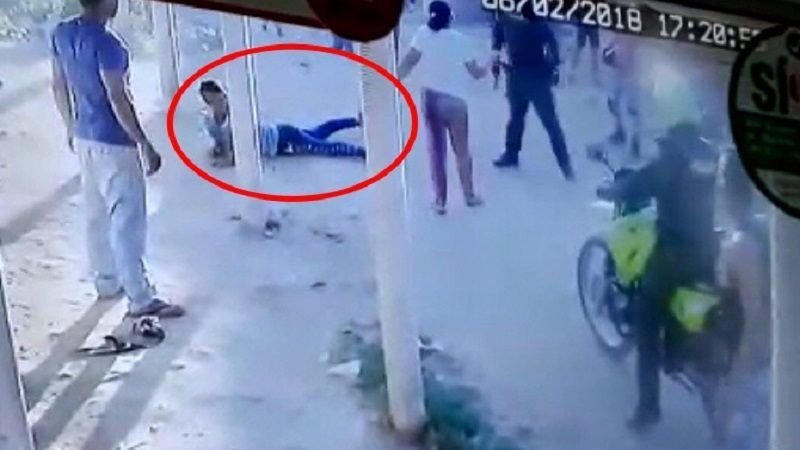 Denuncian que Policía asesinó a un joven de 18 años, por una gaseosa