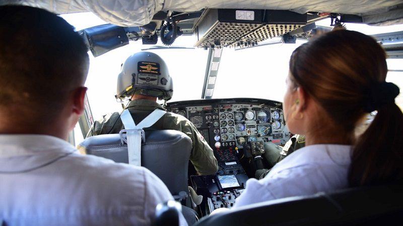 El Sena forma a policías en mantenimiento técnico de aeronaves