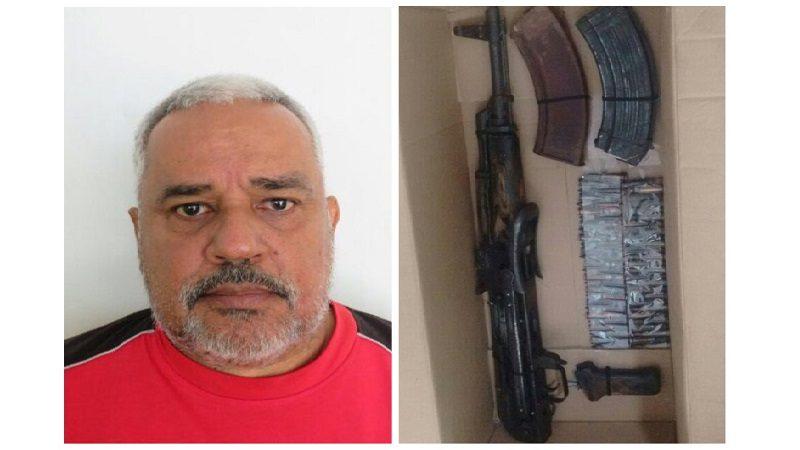 El hombre del fusil, vinculado al atentado terrorista en Barranquilla