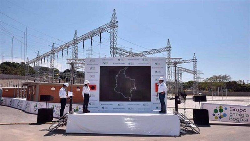 Entra en funcionamiento nueva subestación de energía en Ciénaga, Magdalena